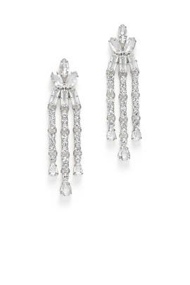 Catching Light Drama Earrings by kate spade new york accessories