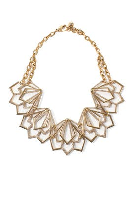 Portico Statement Necklace by Lulu Frost