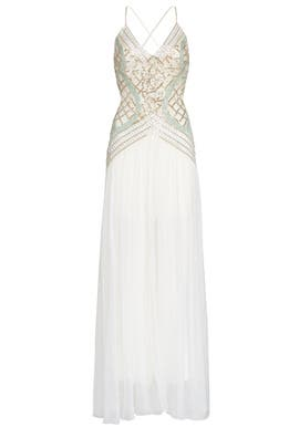 Minted Dress by Temperley London
