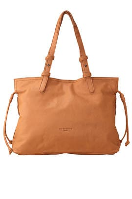 Wood Durham Tote by Liebeskind