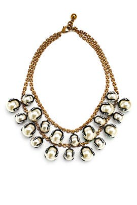 Decade Statement Necklace by Lulu Frost