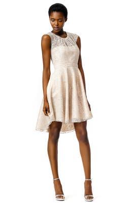 Slate & Willow - Glistening Spin Dress