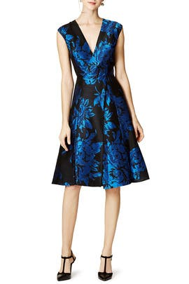 Secret Garden Dress by Badgley Mischka