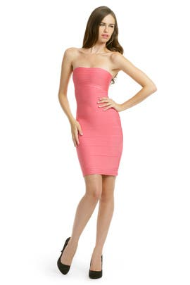 Ashley Bandage Dress by Hervé Léger
