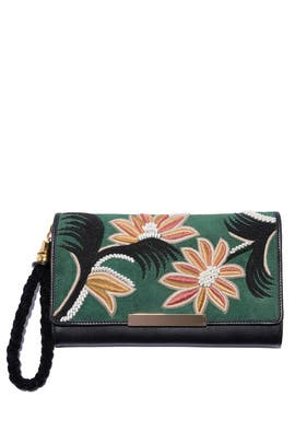 Lily Opera Clutch by Lizzie Fortunato