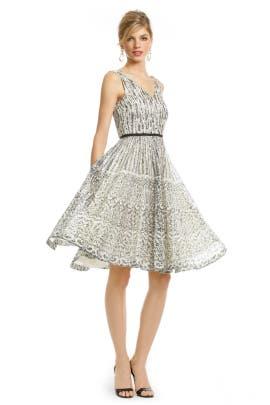 Moschino - Time for Tea Dress