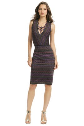 Lost At Sea Dress by Missoni