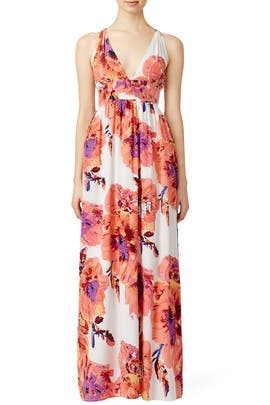 Floral Cabo Maxi Dress by Yumi Kim