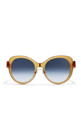 Flora Sunglasses by Balenciaga Accessories