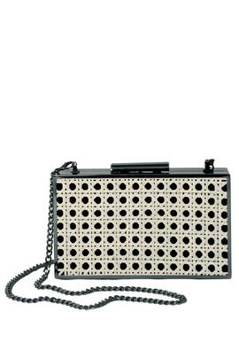 Cora Crosshatch Clutch by Inge Christopher