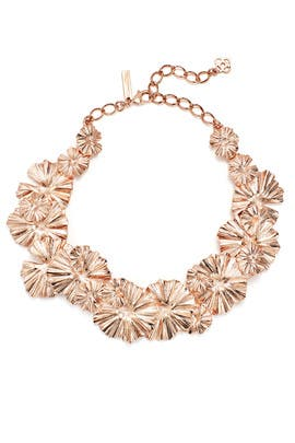 Wildflower Necklace by Oscar de la Renta