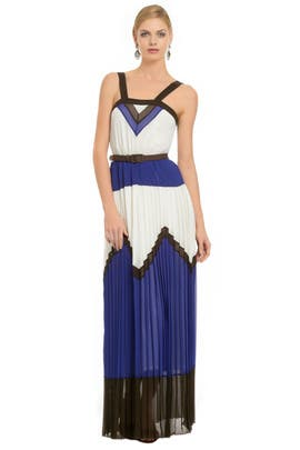 Milly - Blue Diamond Maxi