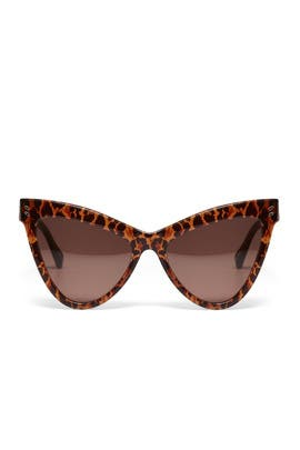 Extreme Cat Eye Sunglasses by Stella McCartney