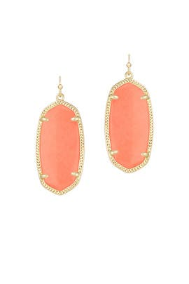 Coral Danielle Earrings by Kendra Scott