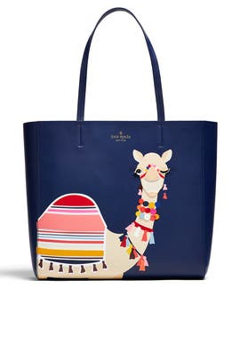 Camel Hallie Tote by kate spade new york accessories