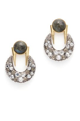 Laumiere Statement Earrings by Lulu Frost