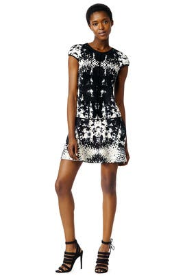 Gray Area Dress by Yoana Baraschi
