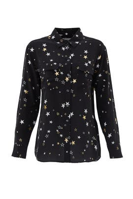 Star Signature Button Down by Equipment