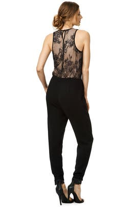 Delicacy Jumpsuit by Tibi