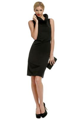 Calvin Klein Collection - Beyond Chic Collar Sheath