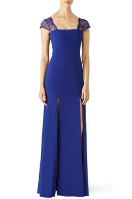 Inevitable Beauty Gown by BCBGMAXAZRIA