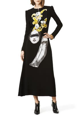 Pop Art Dress by Carven
