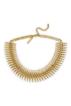 Show Stopper Necklace by Nineteen Pieces