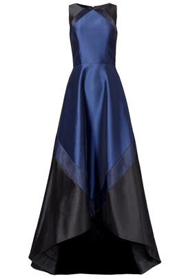 Theia - Block Party Gown