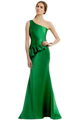 Badgley Mischka - Making History Gown
