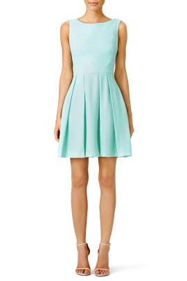 kate spade new york - Mint Bow Back Dress