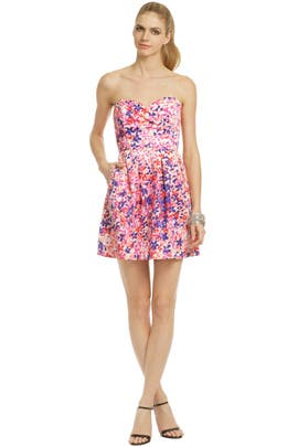 Shoshanna - Magnolia Gardens Dress