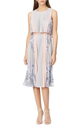 BCBGMAXAZRIA - Ola Pleated Dress