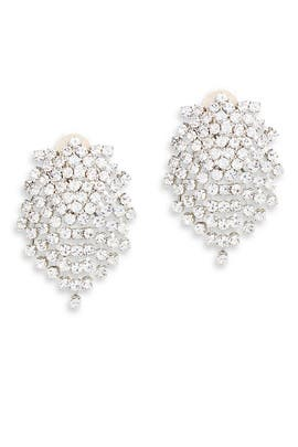 Wright Earrings by Kenneth Jay Lane