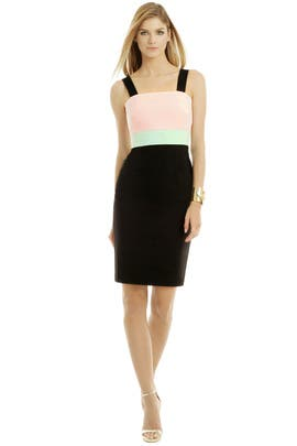 Cilla Fitted Dress by Raoul