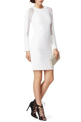 Armed and Ready Sheath by Cushnie Et Ochs