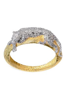 Alexis Bittar - Perching Panther Cuff