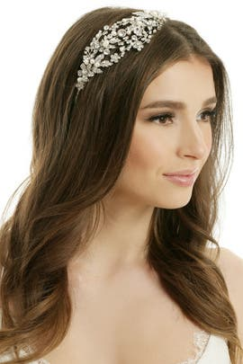 First Dance Headband by RTR Bridal Accessories