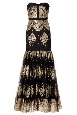 Badgley Mischka - Helena Gown