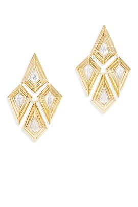 Kaboom Chandelier Earrings by Sarah Magid