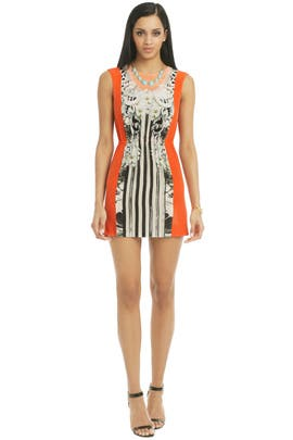 EMMA COOK - Metamorphosis Dress