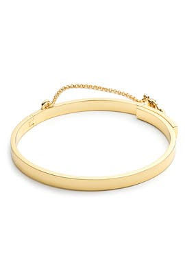 Thin Safety Chain Bracelet by Eddie Borgo