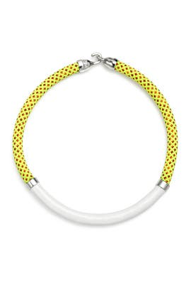 Briar Collar by Orly Genger