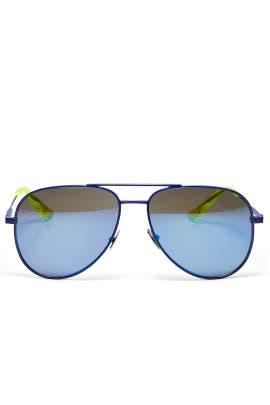 Classic Surf Sunglasses by Saint Laurent