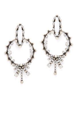 Anja Earrings by Dannijo