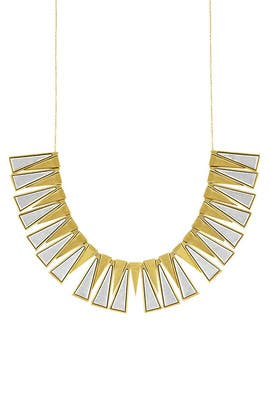 House of Harlow 1960 - Trapezio Collar Necklace