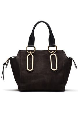 Graphite Paige Satchel by See by Chloe Accessories
