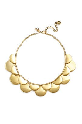 Sweetheart Scallops Necklace by kate spade new york accessories