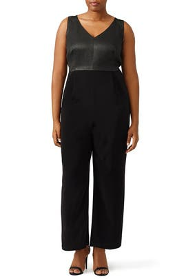 Love On Top Jumpsuit by Kay Unger