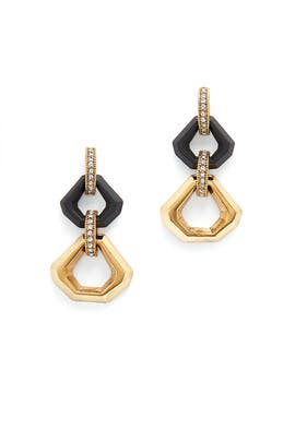 Narcissus Drop Earrings by Lulu Frost