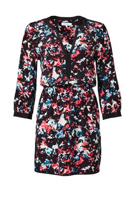 Floral Mallory Shirt Dress by Parker